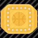 award, ball, basketball, champion, player, ring, sport icon