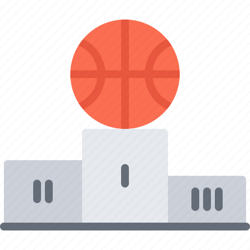 ball, basketball, place, player, prize, sport icon