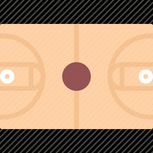 ball, basket, basketball, court, hoop, player, sport icon