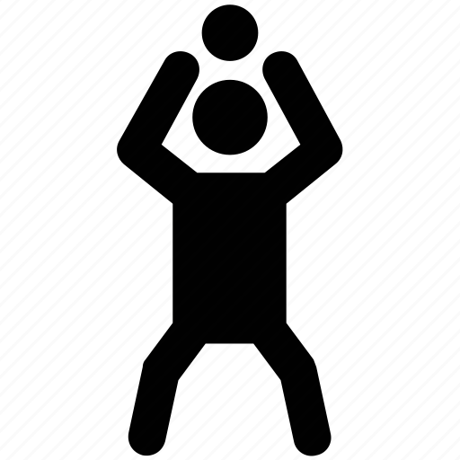 basketball player, netball player, netball shooting, netball shooting action, netball shooting goal icon