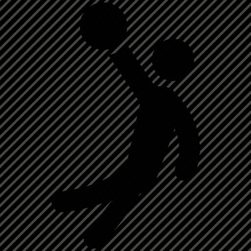 ball throw, basketball, boy throwing, player throwing basketball, throwing basketball icon