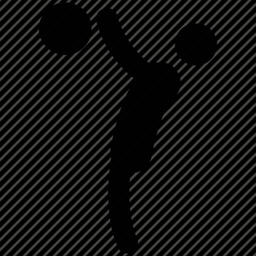 ballplay, basketball player, basketball player action, basketball playing, sportsman icon