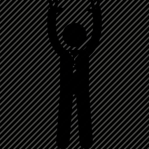 basketball, hand, point, referee, signal, success, three icon