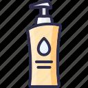wash, liquid, shower, cleanser, gel, soap, body icon