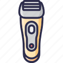 blade, cut, electric, razor, shaver icon