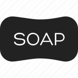 bathroom, clean, cleaning, soap icon