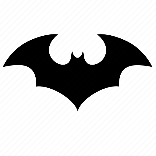 bat, batman, comix, fly, sign icon