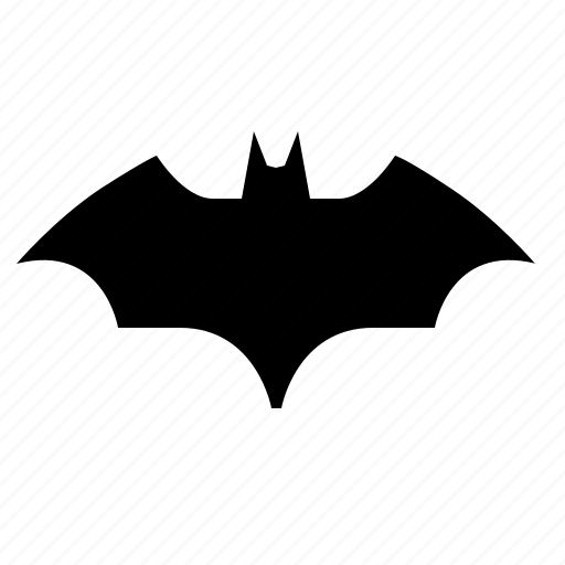 bat, batman, comix, hero, sign icon