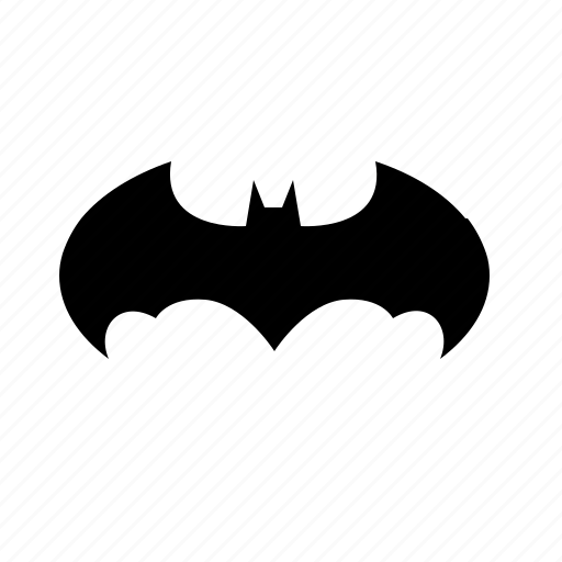 Bat, batman, comix, hero, sign icon - Download on Iconfinder
