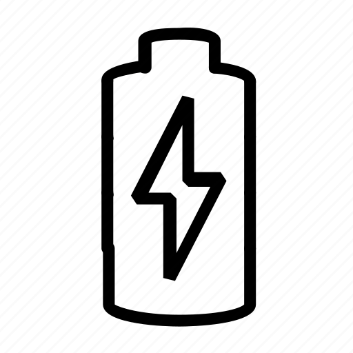 battery, charge icon