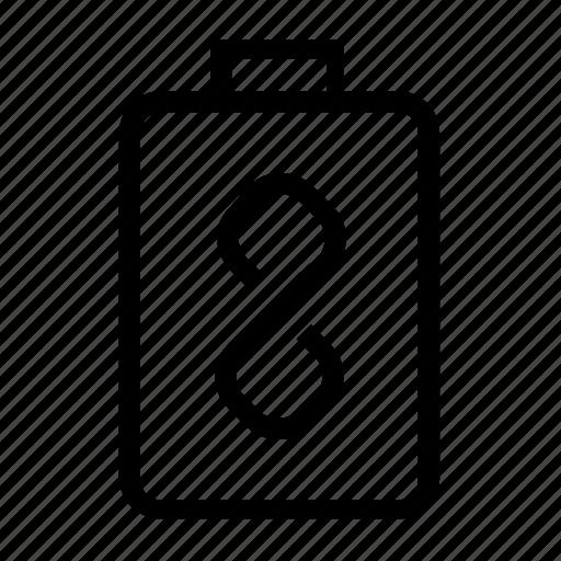 battery, infinite icon