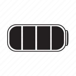 battery, use icon