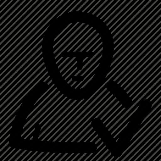add, check mark, people, person, user icon