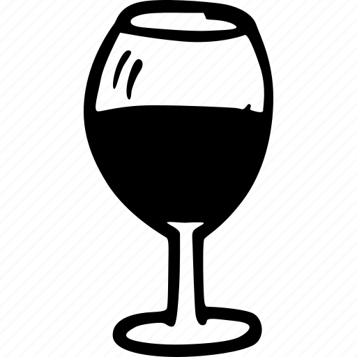 alcohol, beverage, drink, glass, grill, red, wine icon