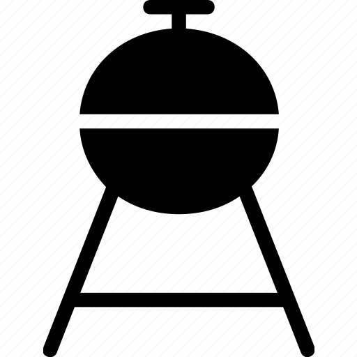 barbecue, bbq, grill, roaster icon