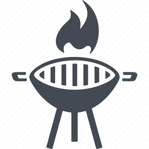 barbecue, bbq, brazier, cooking, fire, grill icon