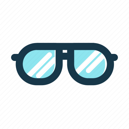 beach, essentials, glasses, summer, sunglasses icon