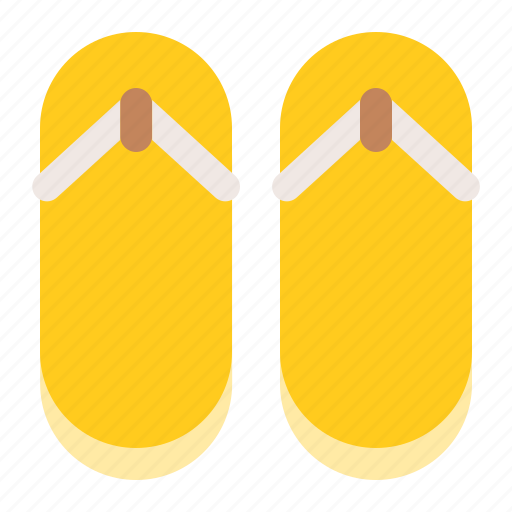 beach, beach sandals, beach scene, sandals icon