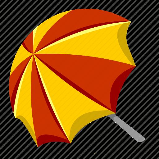 beach, holiday, ocean, sea, summer, umbrella, vacation icon