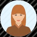 avatar, face, girl, profile, sexy, user, woman