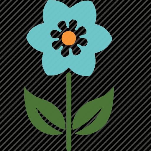 Floral, flower, garden, nature, plant, rose, spring icon - Download on Iconfinder