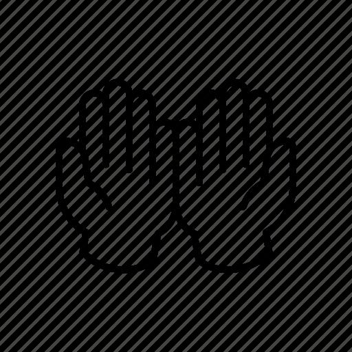 du'a, handsign, islamic, moslem, pray icon