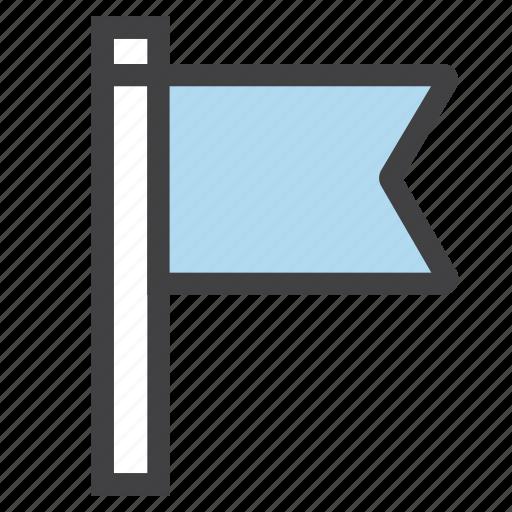 breakpoint, debug, finish, flag, winner icon