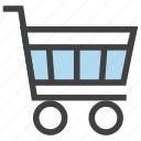 basket, buy, shop, shopping, shopping car icon