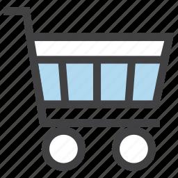 basket, buy, shop, shopping, shopping car icon