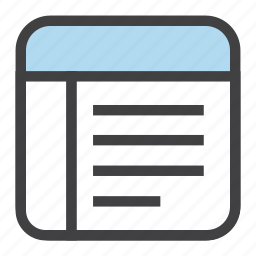 files, notes, plan, software icon