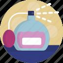 beauty, spray, water spray icon