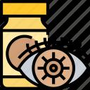 contact, lens, eyesight, vision, optical