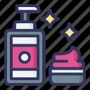 lotion, cream, body, care, protect