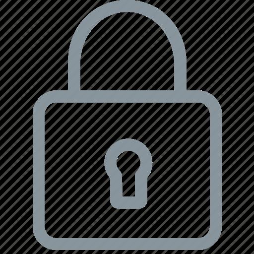 lock, locked, locker, secure icon