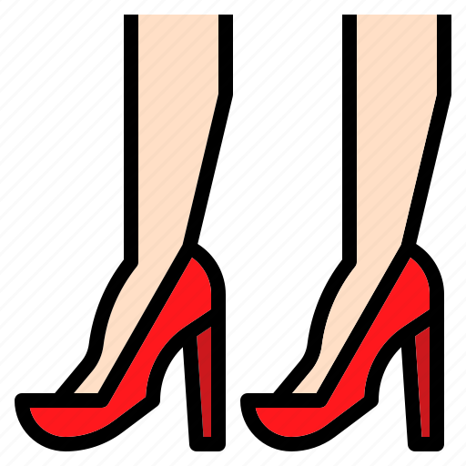 Beauty, fashion, heels, high, legs, shoes, stiletto icon - Download on Iconfinder