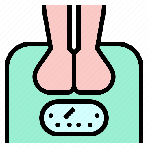 Diet, gain, kilograms, lose, pounds, scale, weight icon - Download on Iconfinder