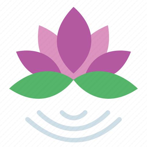 Beauty, botanical, flower, lotus icon - Download on Iconfinder