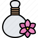 bag, beauty, cosmetics, herb, massage, spa icon