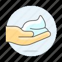foam, care, shampoo, hand, skincare, lather, bath, facial, soap, body, conditioner, beauty, shaving, skin, cream
