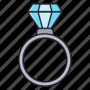 fashion, pearl, jewel, diamond, ring