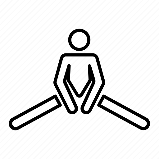 exercise, fitness, gymnasium, sports, workout icon