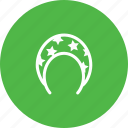 beauty, bend, hair, parlour, scarf, treatment icon