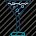drink, glass, juice glass, water, wine glass icon
