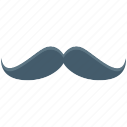 hipster, moustache, mustache, mustachio, whisker icon