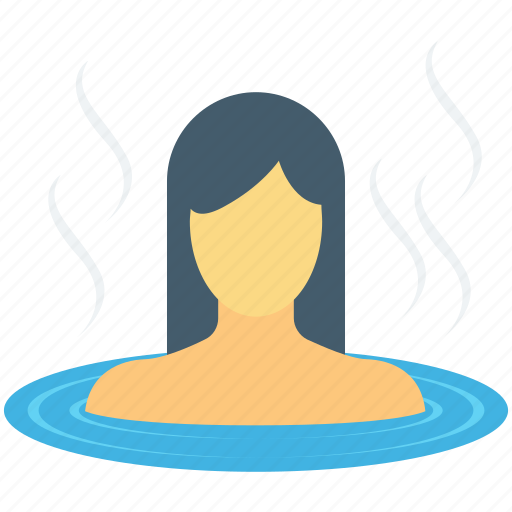 body care, finnish bath, sauna, sauna bath, spa bath, spa treatment icon