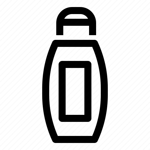 beauty, bottle, cosmetics, lotion icon