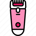 clean, electric, hair, remover, shaver icon