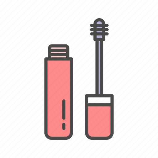 Beauty, cosmetic, eye, liquid, makeup, mascara icon - Download on Iconfinder