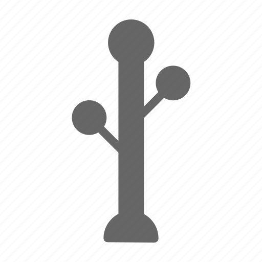 bed, furniture, hanger, home, hotel, night, room icon