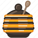 beekeeping, container, garden, health, honey, sweet, yumminky icon